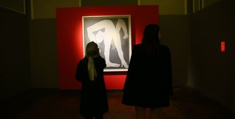 İzmir'de 'Picasso'ya yoğun ilgi
