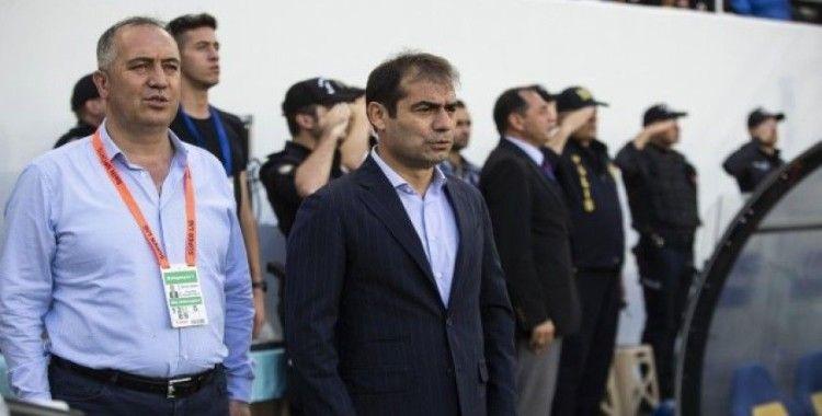 PFDK'den Metin Diyadin'e 5 maç ceza