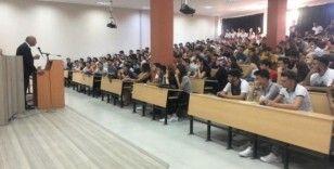 Nazilli MYO öğrencileri gelecekle buluşuyor