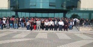 Biga MYO'da akademik yılı açılış töreni ve oryantasyon sunumu yapıldı