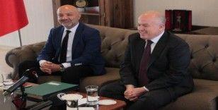Ankara Hacı Bayram Veli Üniversitesi ve KKTC Yakın Doğu Üniversitesi arasında işbirliği protokolü