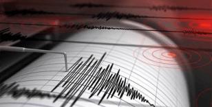 Dalaman açıklarında 5.0 büyüklüğünde deprem
