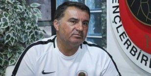 'Galatasaray maçıyla ayağa kalkmak istiyoruz'