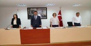 Çorlu Belediyesi Ekim ayı meclis toplantısı yapıldı