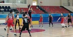 Kayseri U-18 Basketbol Ligi 2. hafta maçı