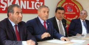"""CHP Genel Başkan Yardımcısı Kaya: """"Ardahan'ın hali içimizi burkuyor"""""""