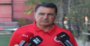 """Mustafa Kaplan: """"Galatasaray maçında dönüş yapmak istiyoruz"""""""