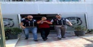 Antalya'da inşaatlardan siparişle hırsızlık