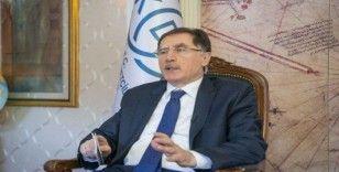 Kamu Başdenetçisi Şeref Malkoç, 8 - 9 Ekim'de Malatya'da