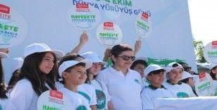 Sağlık Bakanlığından 81 ilde eş zamanlı yürüyüş