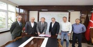 Nevşehir'in içme suyu problemi tarihe karışacak