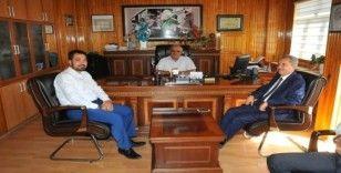 Başkan Akkaya'dan Camiler Ve Din Görevliler Haftası ziyaretleri