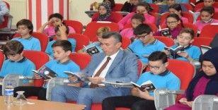 """Edremit Kaymakamı Ali Sırmalı: """"Kitap hayatın vazgeçilmez bir parçası"""""""