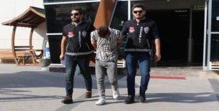Lise öğrencisinin telefonunu kapkaç yapan şahıs tutuklandı
