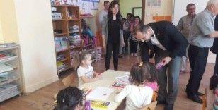 Başkan Kavaklıgil öğrencilerin doğum gününü kutladı