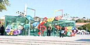 """Belediye Başkanı Selehattin Ekicioğlu: """"Milli Mücadelede yer alan kadınlarımızın hayat hikayelerinin sergilenmesi ile kadına şiddete karşı durduk"""""""