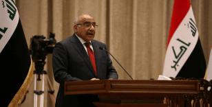 Gösterilerin 3. gününde Irak Başbakanı ilk kez halkına seslendi