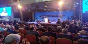 Ulaştırma ve Altyapı Bakanı Turhan 'Trabzon Günleri'ni ziyaret etti