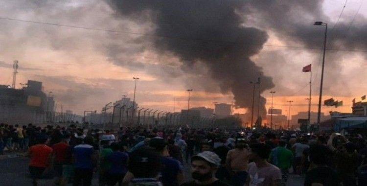 Irak'ta ölü sayısı 28'e yükseldi