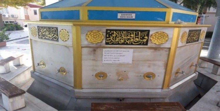 Depremde hasar gören Bakırköy Yenimahalle Camii ibadete kapatıldı