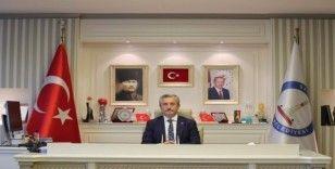 Başkan Tahmazoğlu, camiler haftasını kutladı