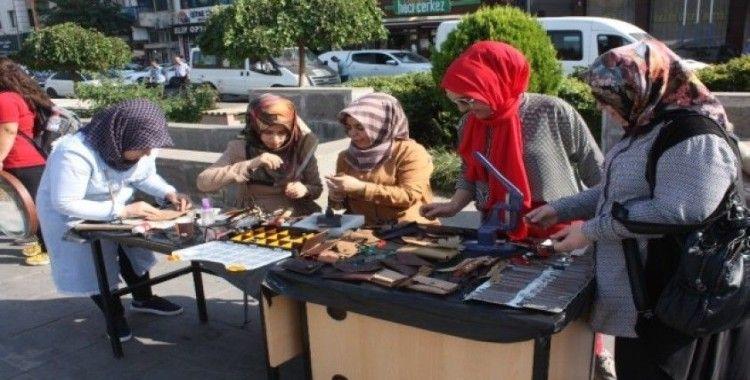 Sur Halk Eğitim Merkezi yeni eğitim öğretim yılına festival havasında başladı