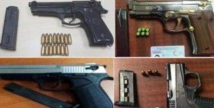Süleymanpaşa'da yapılan çalışmalarda 37 kişi yakalandı