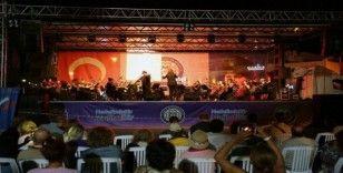 Rus-Türk günlerinde Büyükşehir Senfoni Orkestrası sahne aldı