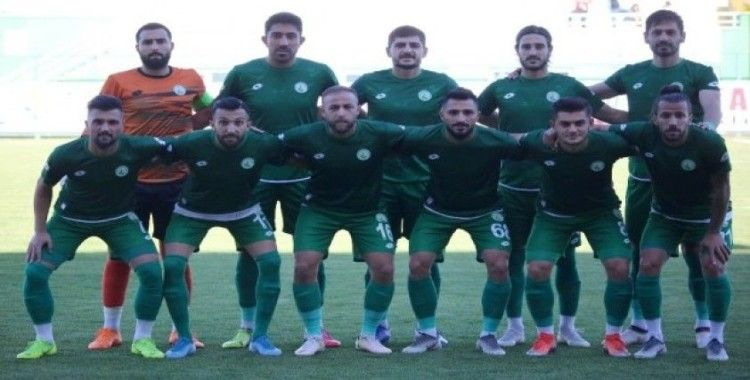 Sivas Belediyespor ile Ankara Demirspor 3. randevuda