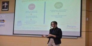 Girişimci adaylarına finansal okuryazarlık eğitimi düzenlendi