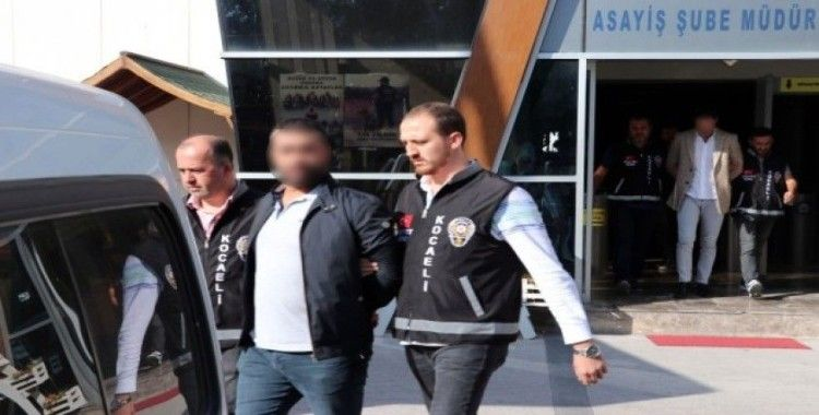 Kocaeli'de genç çifti evinde gasp eden sahte polisler yakalandı