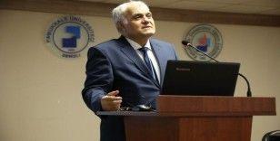 """Prof. Dr. Öztürk: """"Kutadgu Bilig, evrensel temel değerlerin işlendiği ilk Türk ahlak kitabıdır"""""""