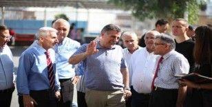 """Başkan Sandal: """"Turan, İzmir'in yeni Kordon'u olacak"""""""