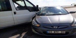 Ceyhan'da kaza: 2 yaralı
