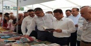 Samandağ'da Kitap Günleri başladı