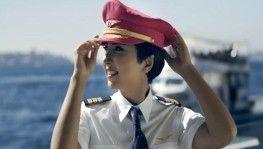 THY pilotu Bilge Derin, kanseri yenerek göklere tekrar döndü