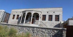 Geleneksel Kayseri Evi'ni yansıtan Filinta'nın Konağı hizmete hazır