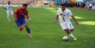 TFF 2. Lig: Kardemir Karabükspor: 0 - Bayburt Özel İdarespor: 2