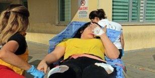 Antalya'da genç kızların sosyal medya tartışması kanlı bitti