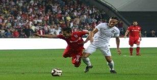 TFF 2. Lig: Samsunspor: 2 - Manisa Futbol Kulübü: 2