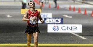 Milli atlet Salih Korkmaz dünya 5.'si oldu