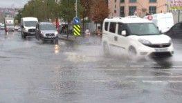 Meteoroloji uyardı yağış gecikmedi