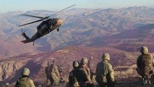 MİT ve Jandarma'dan ortak terör operasyonu