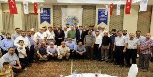 Başkan Gültak, din görevlileri ile bir araya geldi