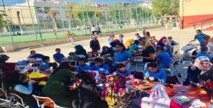 """Aydın'da 'Velimi okula getiriyorum"""" projesi başladı"""