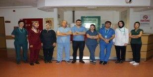 """Muhammetoğlu: """"Pankreas tümöründe erken teşhisle daha iyi tedavi sonuçlarına ulaşılıyor"""""""