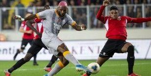 Ankara'da gol yok