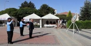 28. Kaman Ceviz Kültür ve Sanat Festivali açılışı yapıldı