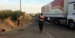 Şanlıurfa'da jandarma otobüsü kaza yaptı: 16 asker yaralı
