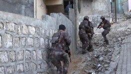 Şırnak'ta terör örgütüne şafak operasyonu